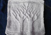 Knit dishcloths / by Linda Sikes