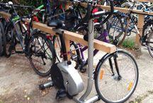 Ideas: Bycicle Racks