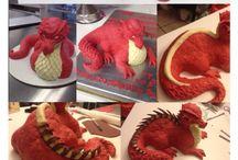 Dragón how make