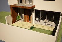 MINE / Mis trabajos de arquitectura...