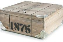 Oppbevaring - bokser - kasser, mm