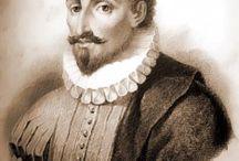 Pablo busca Cervantes / De cervantes