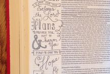 Jeremiah Bible Journaling