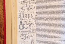 Jeremiah Bible Journaling