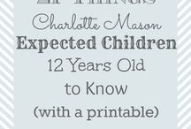 CHARLOTTE MASON / Have you wondered how a Charlotte Mason method of education looks like? What curriculum to use? This board has all things Charlotte Mason to answer your questions.