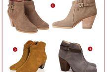 Ankle Boots a la Rachel Comey, Rag & Bone, and Isabel Marant / www.stuff-i-love.com