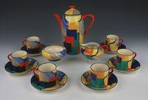 Year 6 containers topic / Susie Cooper ceramics