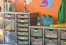 Classroom organization / by Pam Gorrell