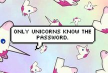 Only Unicorns Know The Password