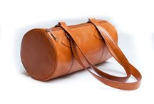 M.A.R.handbags www.marhandbags.pl / Cylinder (#barrel) leather handbags