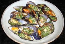 Seafood / Lovely seafood recipes