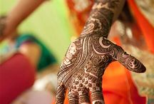 Mehndi art & inspiration / by Marged divadellecurve