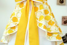 Apron Strings / Channeling my inner June Cleaver. / by Joan Feret