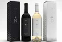 Wine Packaging and Label Designs / A collection of fantastic wine labels and packaging designs