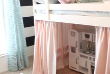 Home- Kids Bedrooms / Some amazing ideas for your kid's bedroom. Some are practical, some are just plain fun!