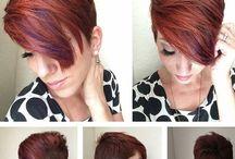 Fresh hairstyles / Fresh hairstyles for fresh people