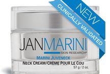Marini Juveneck / A revolutionary anti-aging cream specifically formulated for the delicate neck area. Clinically proven to reduce the appearance of wrinkles and creases, refine skin texture and increase hydration.
