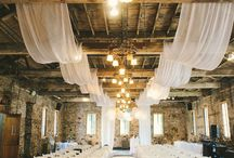 Wedding decor (rustic)