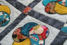 Quilts / Maybe someday I'll learn how to make cute quilts like these