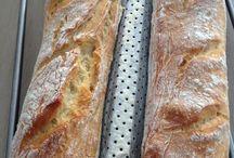 pain et baguettes