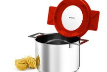 Eva Solo Gravity cookware series / New Design and Functional cookware from Eva Solo