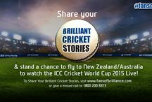 ICC Cricket World Cup 2015 / by HyundaiIndia