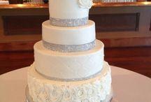 Rachel's cake / 4 tiers