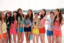 Girls' Generation / The power of nine :) / by Stephanie