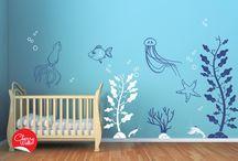 nursery ideas / by Rachel Nowaczyk Welniak