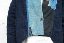 趣♪  古布と藍と針しごと