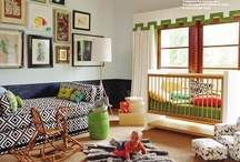 "New-Fashioned Nursery / Nurseries that aren't gender specific, and that guarantee to foster creativity and wonder from a young age.  See my other baby-centered boards: ""Adoption Baby Shower,"" ""Baby Bookworm,"" ""Child's Play,"" ""Tiny Threads,"" and ""Baby Products and Gear"" for more ideas! / by Tricia Saab"
