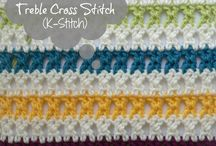 New crochet stitches to learn