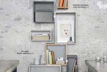 Design degli interni -- mensole
