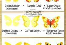 Stampin' Up! Colour Combos