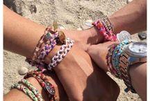 Sylt Boheme Armbänder