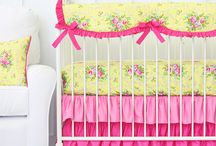 Yellow & Pink Nursery Ideas