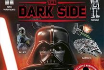 LEGO® Star Wars The Dark Side [Hardcover]