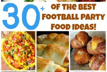 Football Foodin'