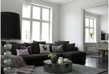 Livingroom / Ideas to livingroom decoration