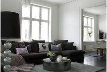 Livingroom / Ideas to livingroom decoration