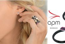 APM MONACO! The French Jewellery design!