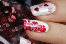 nail art amour