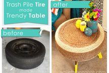 Tire / Tire / by cori cortez
