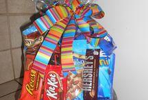Gift Baskets / Gift baskets we have made and delivered