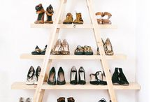 Shoe Shelving Ideas