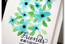 Flower Cards Stampin Up
