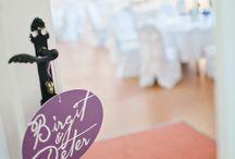 Wedding Reception / Wedding sites, tables, decorations and delicacies