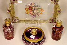 ~Vintage Vanity Dresser Sets~ / ~So Very Feminine & Elegant~