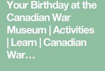 Kids Birthday Party Ideas / Kids bday party ideas (and related stuff) around Ottawa