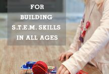 STEM kids / STEM ideas for early childhood education / by Michelle Lawson